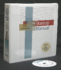 Startup Manual and Handbook For CEOs and Entrepreneurs on Starting and Growing a Small Business Venture